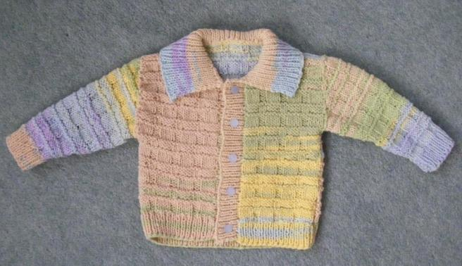 cardigan front compressed
