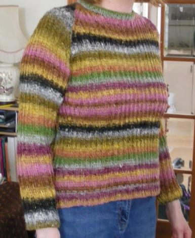 stripey jumper compressed